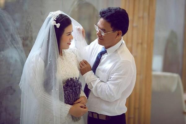 Nghệ sĩ nhiếp ảnh Thành Xuân Anh tung bộ ảnh cưới lần đầu tiên - ảnh 4
