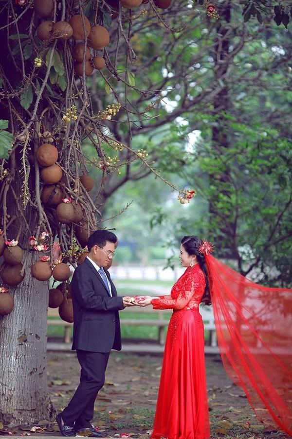 Nghệ sĩ nhiếp ảnh Thành Xuân Anh tung bộ ảnh cưới lần đầu tiên - ảnh 17