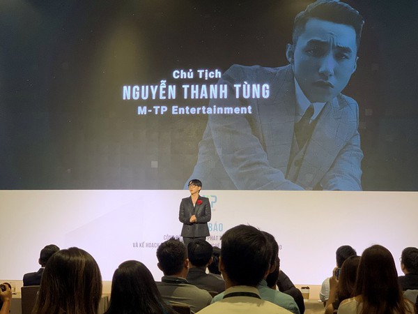 Sơn Tùng M-TP chính thức xuất hiện với gậy và vai trò chủ tịch - ảnh 2