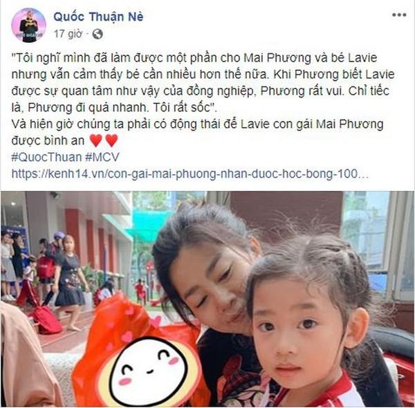Ai đã xin học bổng 100% cho Lavie con gái Mai Phương - ảnh 5