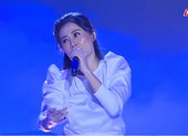 Diễn viên Thanh Hiền hát Tình lỡ tại Tình Bolero 2020