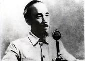 Chủ tịch Hồ Chí Minh với 'Dân tộc - Tổ quốc - Nhân dân'