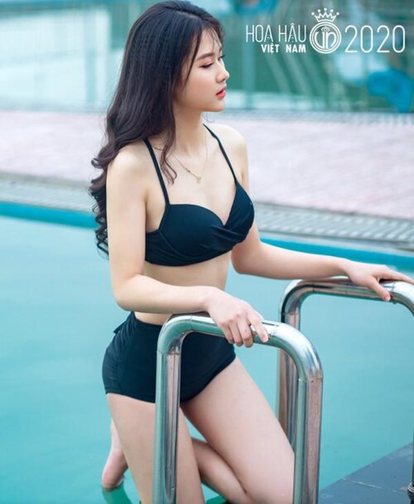 Ngắm Bùi Thái Bảo thí sinh nhỏ tuổi nhất thi hoa hậu Việt Nam - ảnh 5
