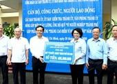 TP.HCM: Cán bộ dành 1 ngày lương ủng hộ người nghèo