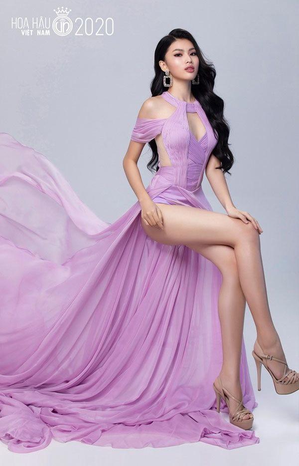 Ngắm Ngọc Thảo thí sinh Hoa Hậu Việt Nam có đôi chân dài 1m11 - ảnh 11