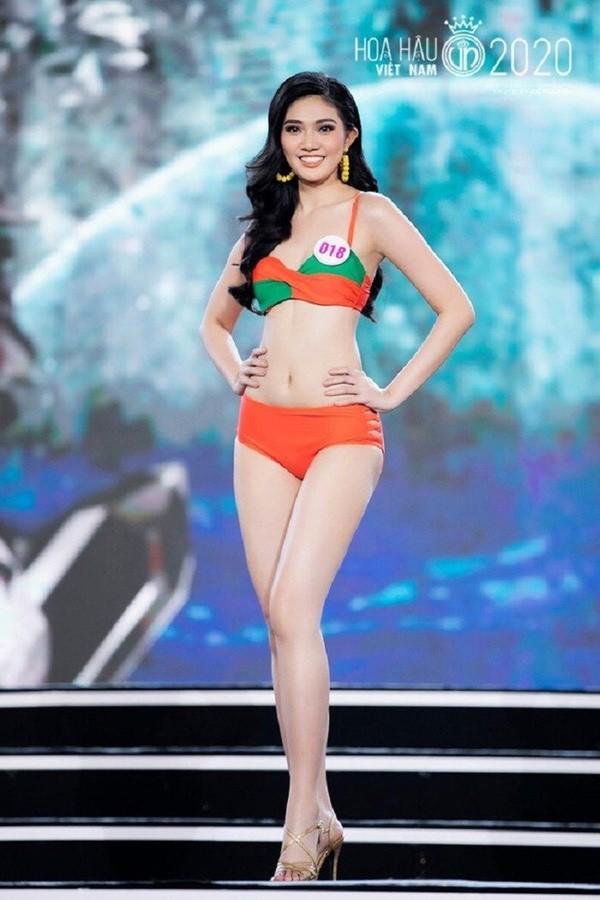 Ngắm Hồng Đào nữ sinh Hoa Sen vào chung kết Hoa hậu Việt Nam - ảnh 5