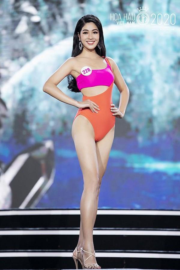 Ngắm Đặng Vân Ly nữ tiếp viên hàng không vào Chung kết Hoa hậu - ảnh 5