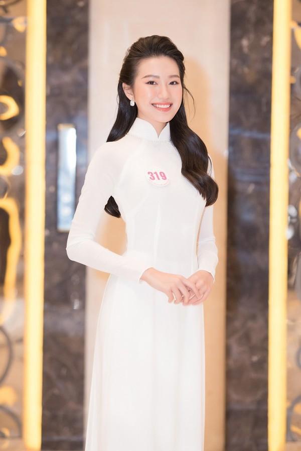 Tốp 5 Người đẹp Tài năng Hoa hậu Việt Nam 2020 - ảnh 2