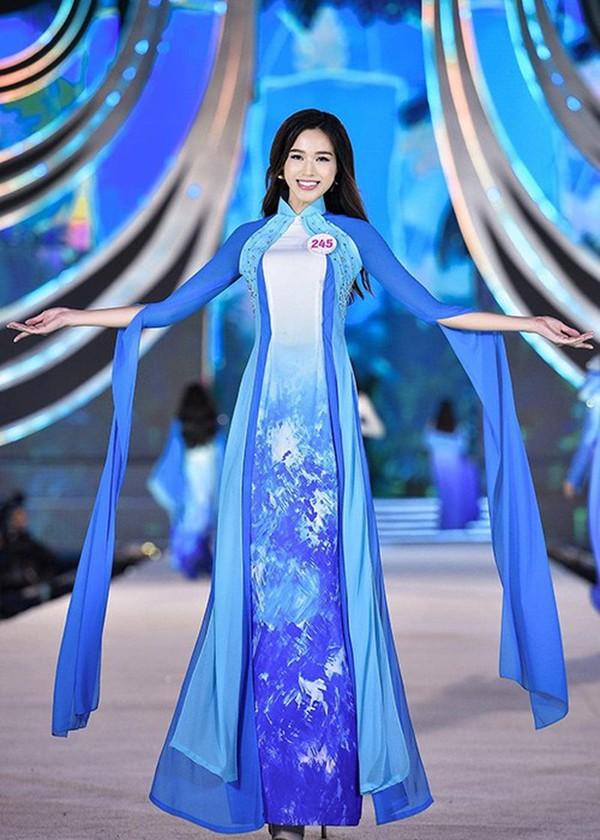 Ngắm Đỗ Thị Hà tốp 5 Người đẹp Biển ở Hoa hậu Việt Nam 2020 - ảnh 10