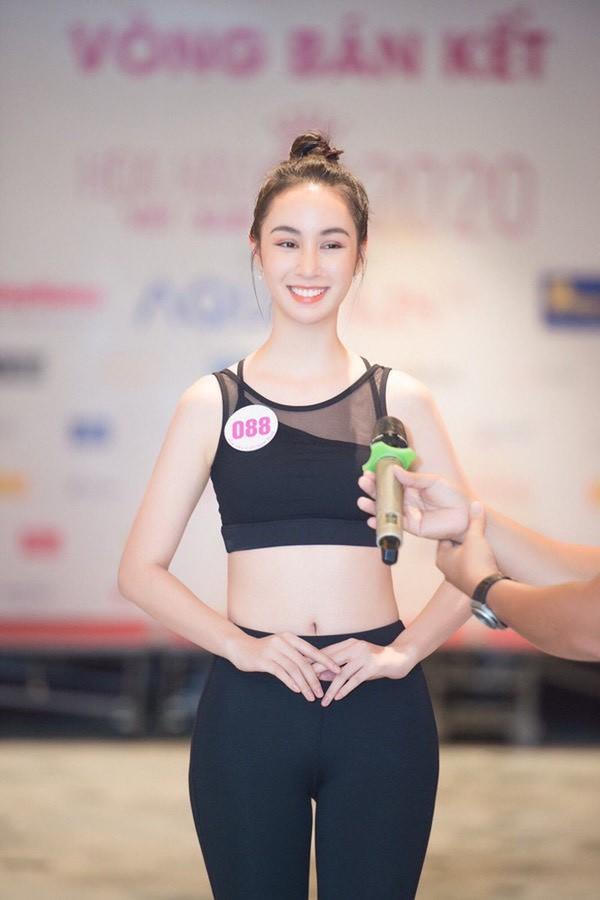 Ngắm Hoàng Bảo Trâm du học sinh vào chung kết Hoa hậu Việt Nam - ảnh 12
