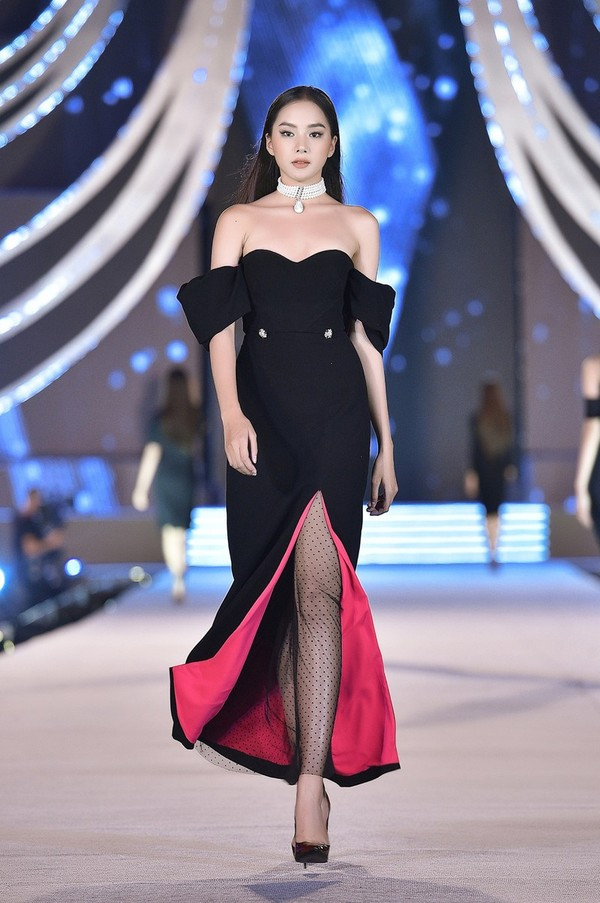 Ngắm Tốp 5 Người đẹp Thời trang Hoa hậu Việt Nam 2020 - ảnh 10
