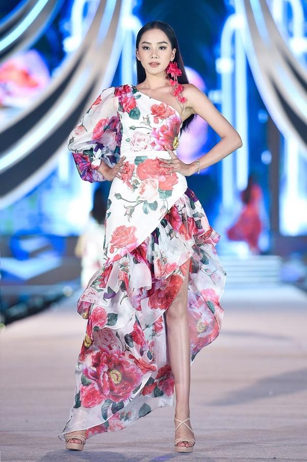 Ngắm Tốp 5 Người đẹp Thời trang Hoa hậu Việt Nam 2020 - ảnh 12