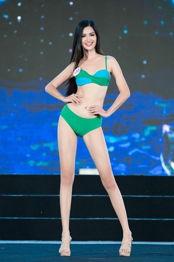 Ngắm Thu Phương tốp 5 Người đẹp Biển Hoa hậu Việt Nam 2020 - ảnh 3