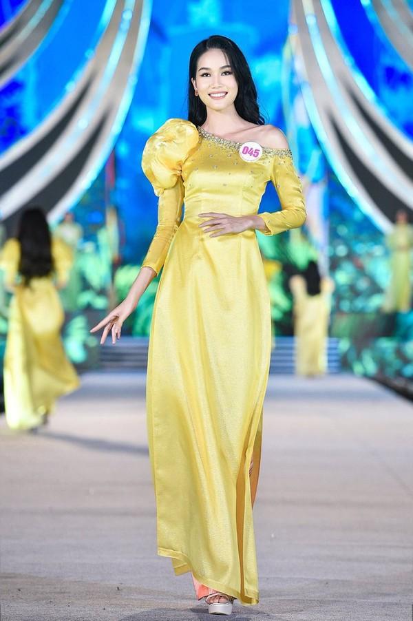 Tốp 5 Người đẹp Tài năng Hoa hậu Việt Nam 2020 - ảnh 4