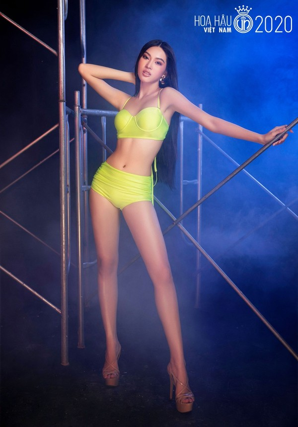 Cuộc chiến bikini của dàn thí sinh Hoa hậu Việt Nam - ảnh 9
