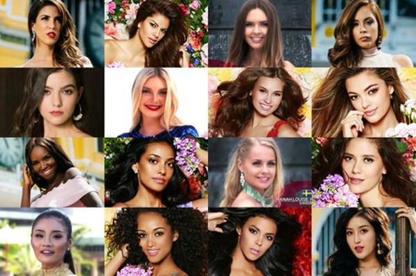 Huyền My vào tốp 100 gương mặt đẹp toàn thế giới 2020 - ảnh 13