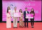 Hoa hậu Đỗ Thị Hà về quê thăm trường trao tặng 200 triệu đồng