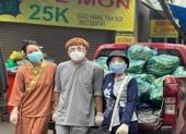 Đại Nghĩa, Nhật Kim Anh, Xuân Lan ủng hộ và tham gia cứu trợ mùa dịch