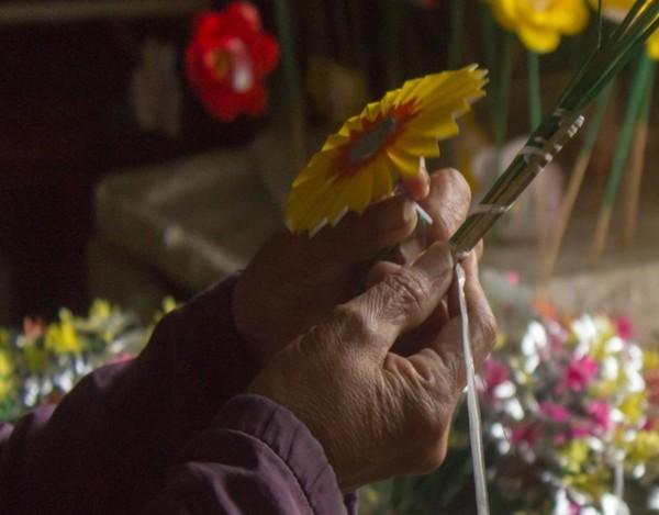 àng hoa giấy Thanh Tiên đã ra đời được khoảng 300 năm