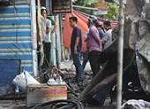 Cháy cửa hàng, 3 người trong 1 gia đình tử vong
