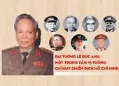 Đại tướng Lê Đức Anh, 1 trong 8 chỉ huy Chiến dịch Hồ Chí Minh