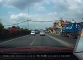 Suýt mất mạng vì ngã người qua con lươn trên quốc lộ