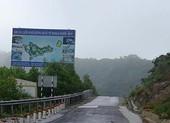 Cục Tác chiến thị sát dự án World Shine - Huế ở đèo Hải Vân