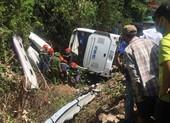 Vụ lật xe khách ở Quảng Bình: Thêm người tử vong