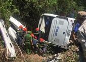 Vụ lật xe 15 người chết: Tài xế chỉ có bằng B2
