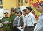 Nguyên chủ tịch phường ở Huế và 4 nhân viên bị bắt