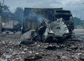 4 người Việt bị bỏng rất nặng trong vụ cháy nổ tại Lào