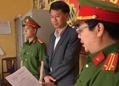Nguyên Trưởng phòng TN&MT TP Huế bị bắt