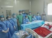 Thực hiện thành công ca ghép tế bào gốc cho bé 4 tuổi