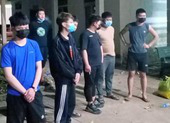9 người Trung Quốc bị bắt khi đang nhập cảnh trái phép
