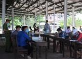 Lập trạm giám sát dịch tễ tại Lăng Cô từ 15 giờ chiều 6-5