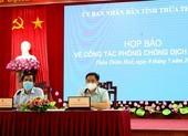 Huế sẵn sàng tiếp nhận 26 người phải xuống Quảng Trị nếu họ mong muốn