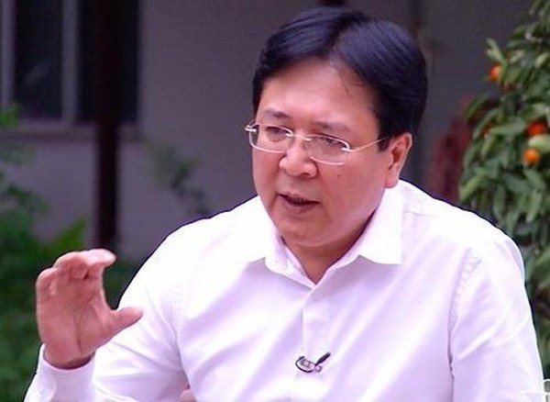 Thứ trưởng Bộ VH-TT&DL, ông Vương Duy Biên
