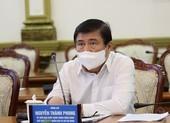Chủ tịch TP.HCM: Bệnh nhân, người thăm bệnh phải cài Bluezone