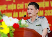Ông Nguyễn Văn Hòa phụ trách Cục Thi hành án dân sự TP.HCM