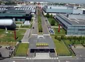 Châu Âu dừng sản xuất xe hơi