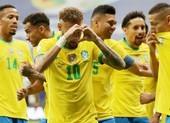 Neymar nhảy múa nhưng Copa America chưa đủ nóng