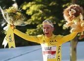 'Kẻ ăn thịt người' đoạt cú ăn 3 tại Tour de France