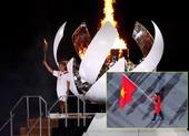 Naomi Osaka châm đuốc Thế vận hội, cờ Việt Nam tung bay tại Nhật Bản