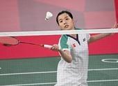 Thùy Linh tiết lộ bí quyết thắng tay vợt gốc Trung Quốc