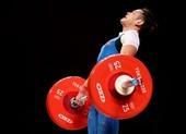 Thạch Kim Tuấn cử đẩy loạng choạng, Li Fabin phá kỷ lục Olympic