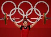 Lực sĩ Hoàng Thị Duyên kém HCĐ Olympic Tokyo 6 kg
