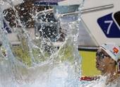 Kình ngư Huy Hoàng về nhì đợt bơi vòng loại 800 m tự do