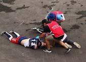 Tay đua Olympic té xuất huyết não và được chăm sóc đặc biệt
