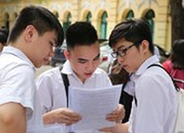 Công bố 63 cụm thi, trường ĐH coi và chấm thi THPT 2019