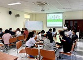 Sinh viên y dược tình nguyện ở lại TP.HCM hỗ trợ chống COVID